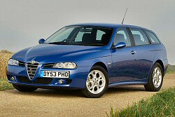 Car review: Alfa Romeo 156 Sportwagon (2000 - 2006)