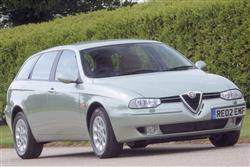 Car review: Alfa Romeo 156 Sportwagon (2000 - 2006)