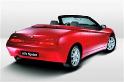 New Alfa Romeo Spider (1996 - 2005) review
