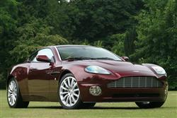 Car review: Aston Martin Vanquish (2001 - 2007)
