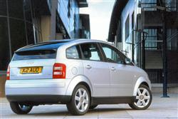 Car review: Audi A2 (2000 - 2005)