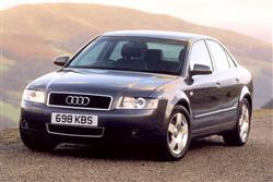 Car review: Audi A4 (2001 - 2005)