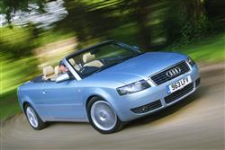 Car review: Audi A4 Cabriolet (2005 - 2009)