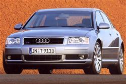 Car review: Audi A8 (1994 - 2003)
