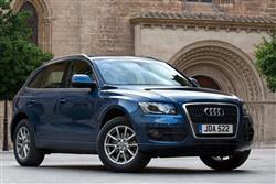 Car review: Audi Q5 (2008 - 2012)