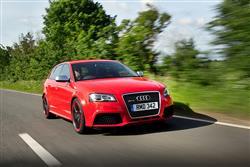 Car review: Audi RS3 Sportback (2011 - 2012)