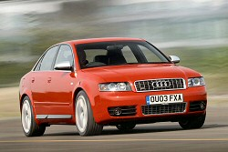 Car review: Audi S4 (1998 - 2009)