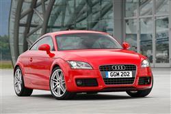 Car review: Audi TT (2006-2014)