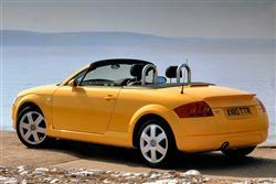 Car review: Audi TT Roadster (1999 - 2007)