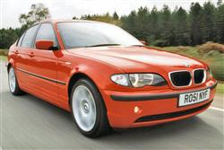 Car review: BMW 3 Series (2001 - 2005)