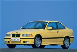 Car review: BMW 3 Series Coupe (1992 - 1998)