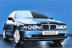 New BMW 5 Series (1988 - 1996) review
