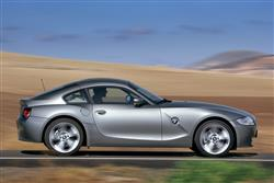 Car review: BMW Z4 Coupe (2006 - 2009)