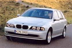 Car review: BMW 5 Series Touring (1997 - 2003)