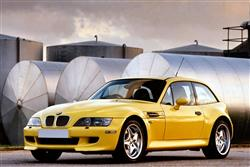 New BMW M - Coupe (1998 - 2003) review