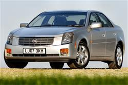 Car review: Cadillac CTS (2005 - 2008)