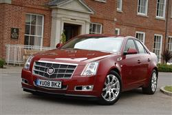 Car review: Cadillac CTS (2008 - 2013)