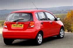 Car review: Chevrolet Kalos (2005 - 2009)
