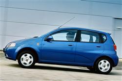 Car review: Chevrolet Kalos 3dr (2005 - 2009)