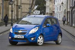 Car review: Chevrolet Spark (2010 - 2015)
