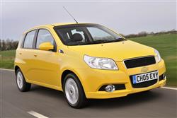 Car review: Chevrolet Aveo (2008 - 2012)