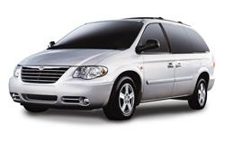 New Chrysler Grand Voyager (2001 - 2008) review