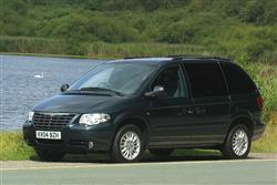 Car review: Chrysler Voyager (2001 - 2009)