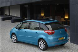 New Citroen C4 Picasso (2006 - 2010) review