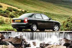 Car review: Daewoo Nubira (1997 - 1999)