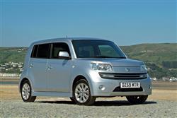 New Daihatsu Materia (2009 - 2011) review