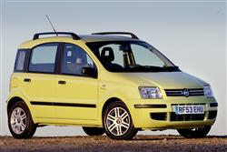 Car review: Fiat Panda (2004 - 2012)