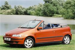 Car review: Fiat Punto Cabrio (1994 - 1999)