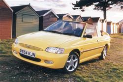 Car review: Ford Escort Cabriolet (1990 - 1998)