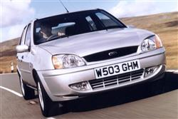 Car review: Ford Fiesta (1999 - 2002)