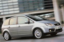 Car review: Ford Focus C-MAX (2003 - 2007)