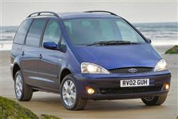 Car review: Ford Galaxy (2000 - 2006)