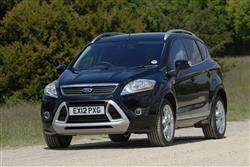 Car review: Ford Kuga (2010 - 2013)