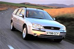 Car review: Ford Mondeo MK2 Estate (2000 - 2007)