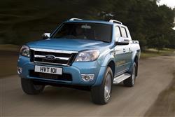 Van review: Ford Ranger (2009 - 2012)