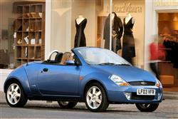 Car review: Ford Streetka (2003 - 2007)
