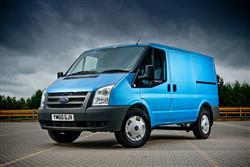 Van review: Ford Transit (2006 - 2013)