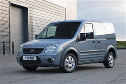 Van review: Ford Transit Connect (2002 - 2013)