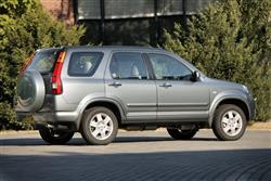 New Honda CR-V (1997 - 2002) review