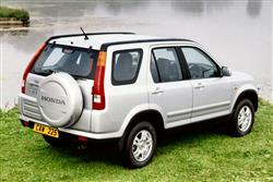 Car review: Honda CR-V (2002 - 2006)