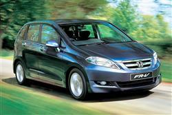 Car review: Honda FR-V (2004 - 2009)