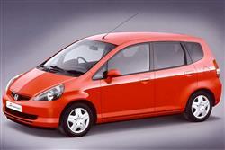 Car review: Honda Jazz (2001 - 2008)
