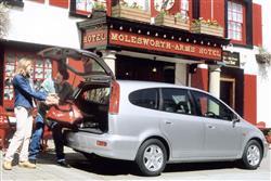 Car review: Honda Stream (2001 -  2005)