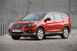 Car review: Honda CR-V (2013-2015)