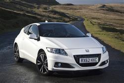 New Honda CR-Z (2013 - 2014) review