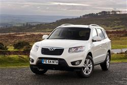Car review: Hyundai Santa Fe (2010 - 2012)